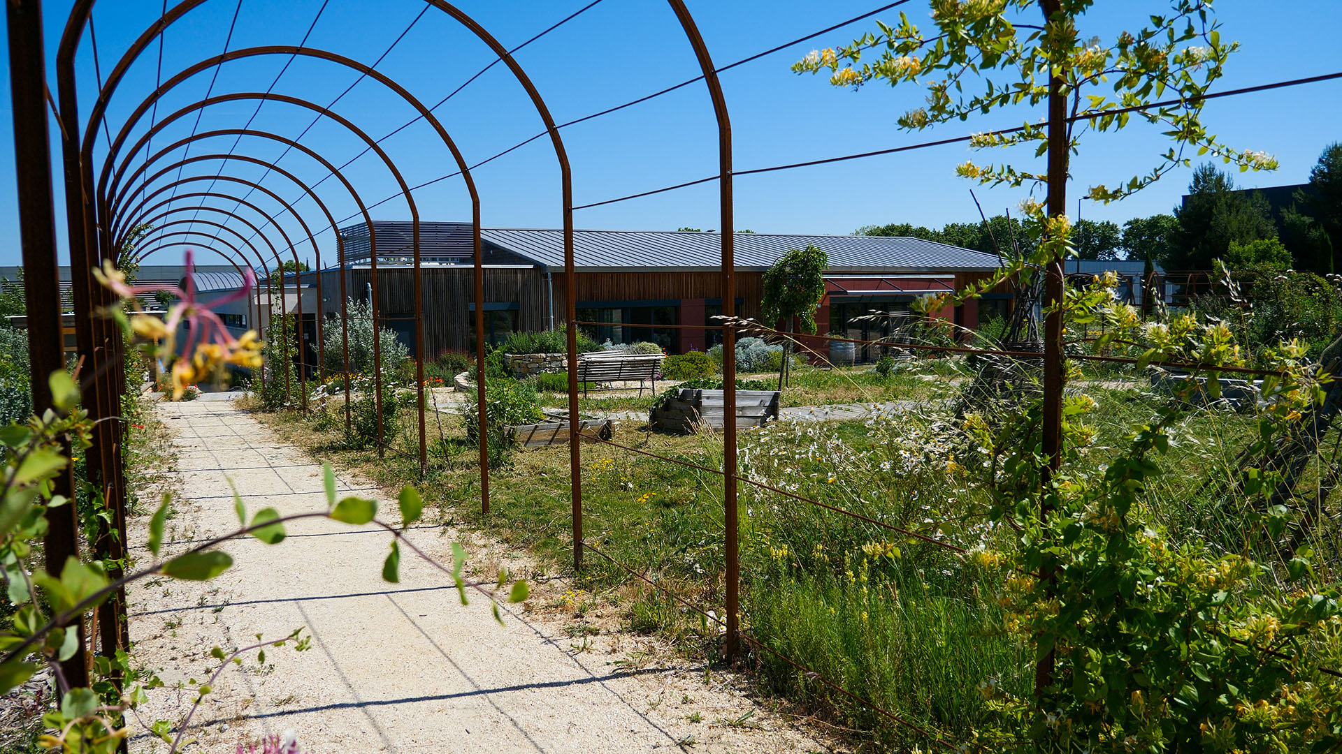 jardin pédagogique du Covaldem11