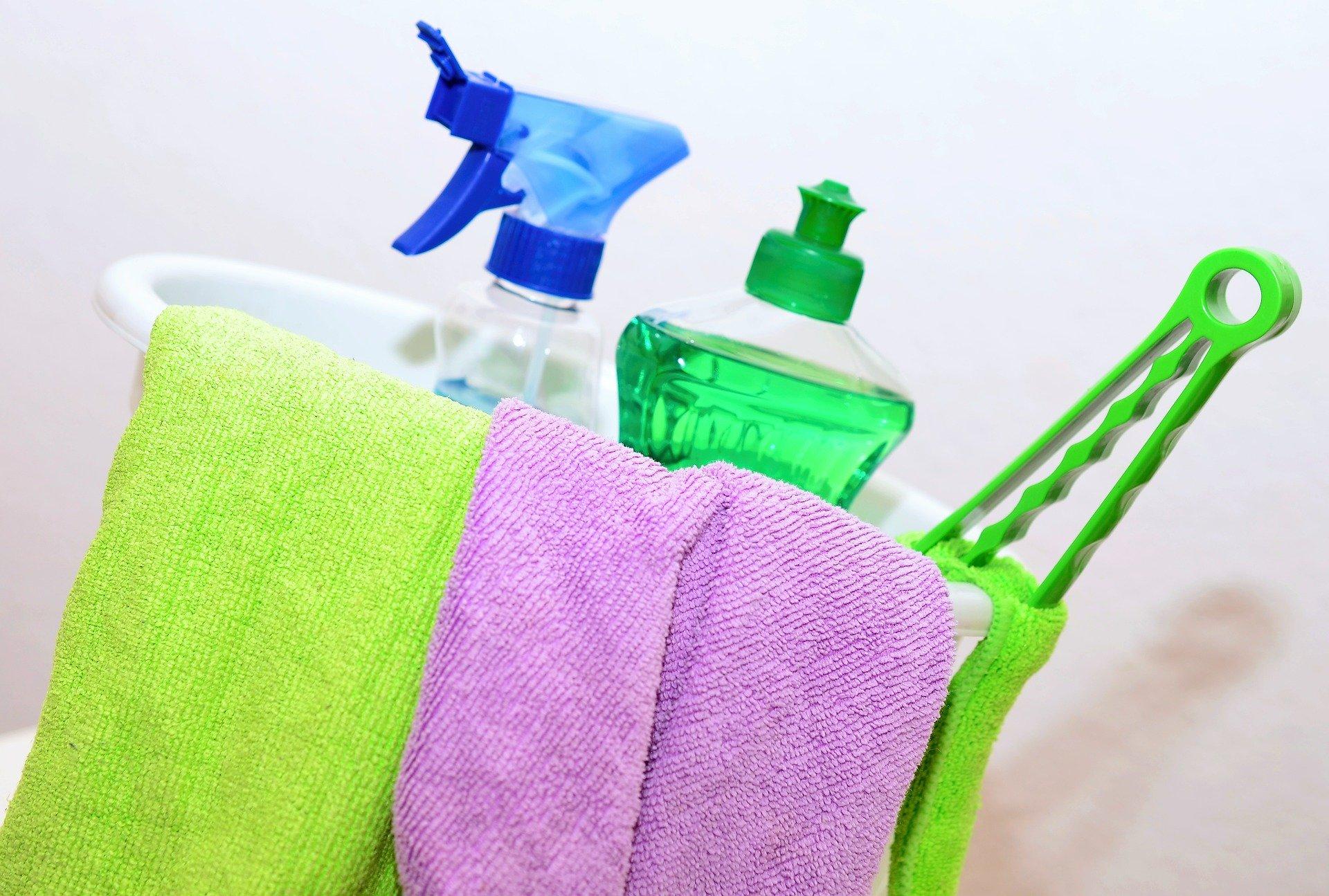 produits ménagers plus responsables