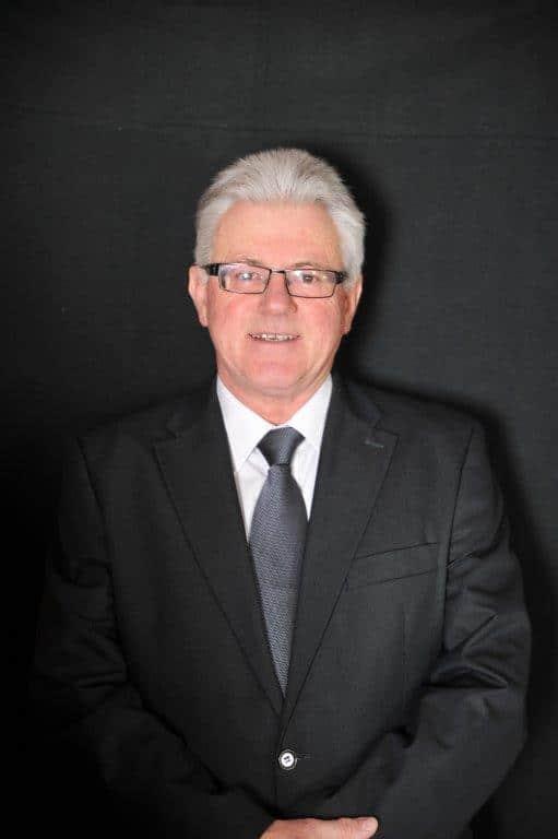 Alain Costes 8ème Vice-président du Covaldem11
