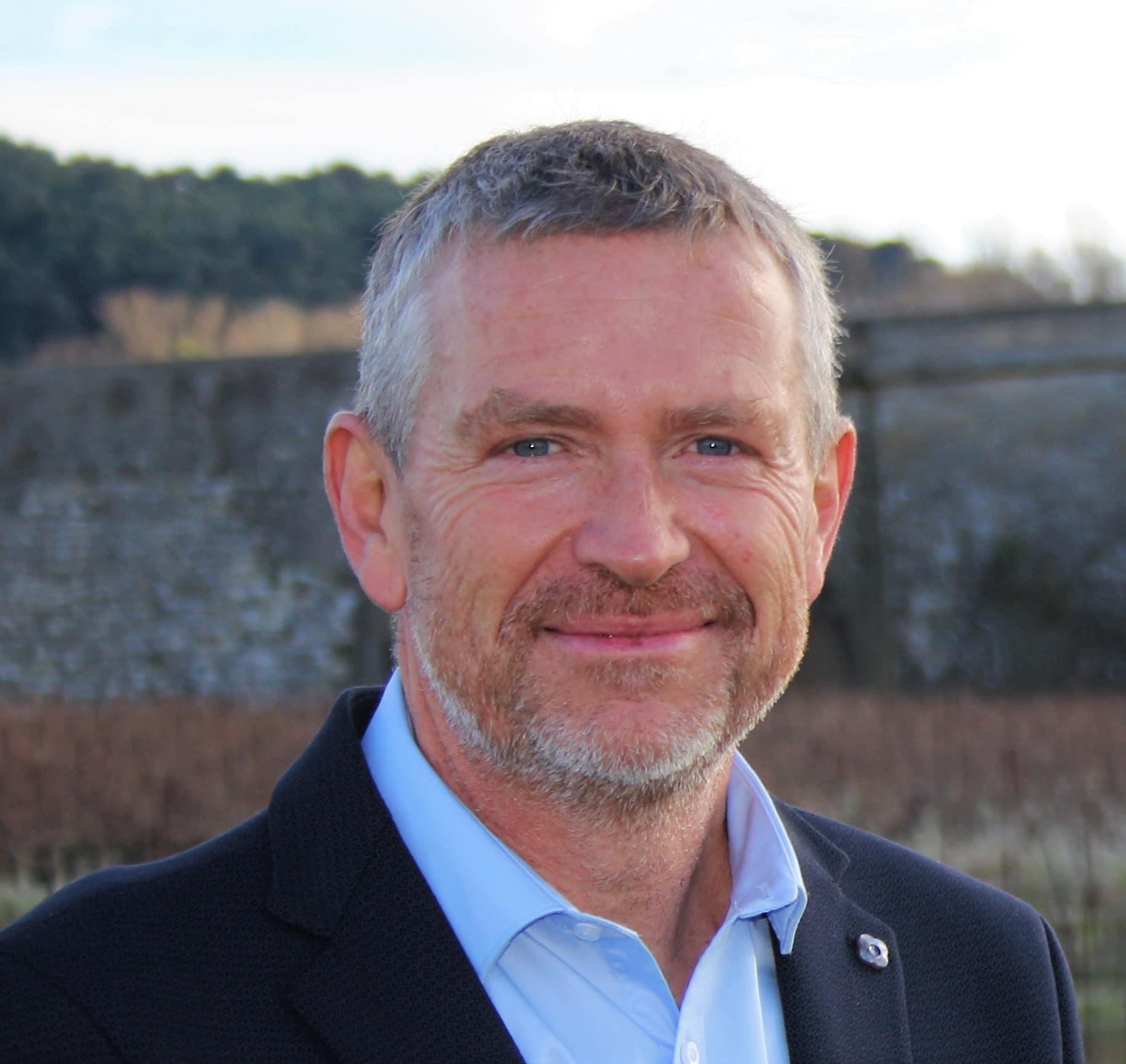 Gilles Casty 1er Vice-président du covaldem11
