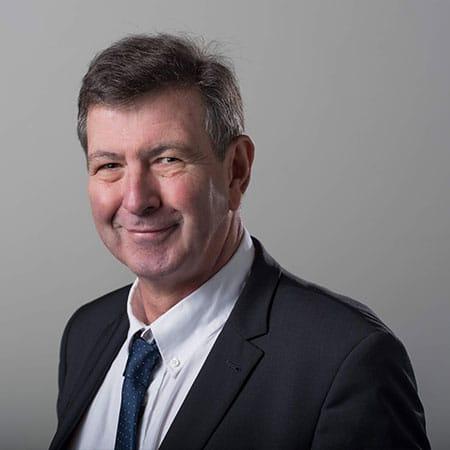 Jean-Bernard Audier 6ème vice-président du Covaldem11