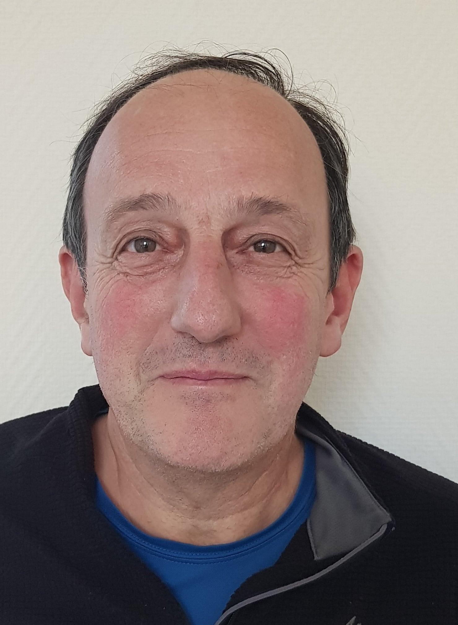 Jean-Claude Morassutti 7ème membre du bureau du Covaldem11
