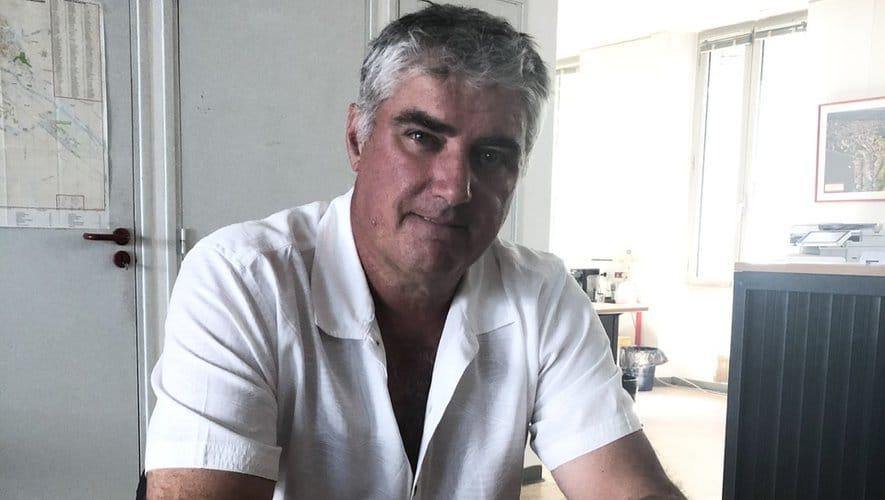 Christoph Pradel 3ème membre du bureau du Covaldem11