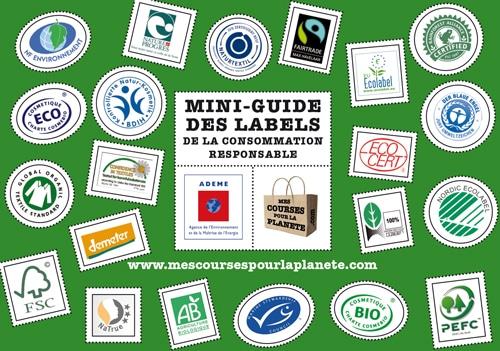 guide des labels