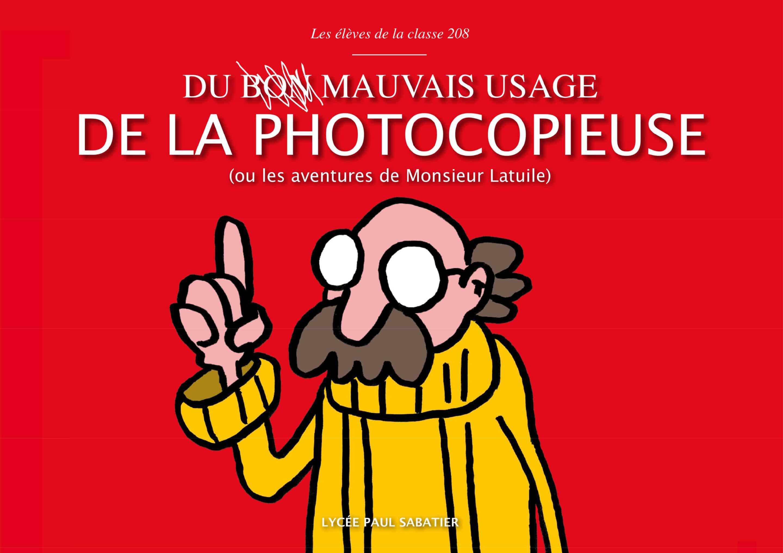 bd photocopieuse