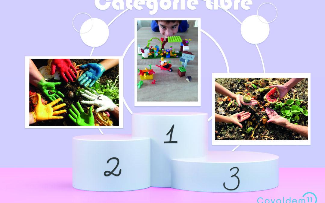 Résultats concours photo compostage